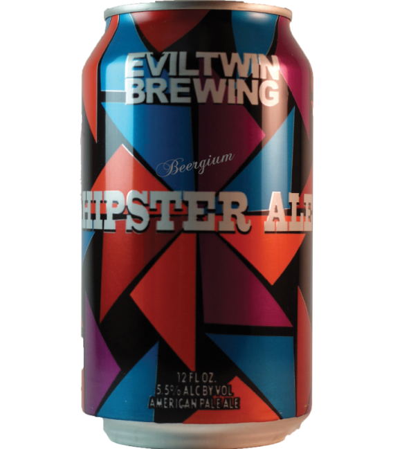 Evil Twin Hipster Ale (cans) 35cl