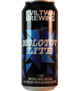Evil Twin Molotov Lite (cans) 35cl