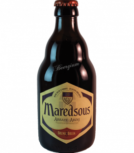 Maredsous 8 Brune/Bruin 33cl