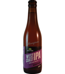 Green Flash West Coast IPA (European Edition) 33cl