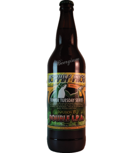 Hoppin Frog Tower Tuesday: Infusion B - Double IPA 65cl