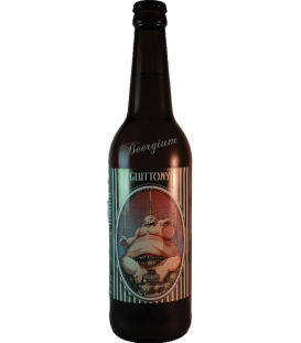 Amager The Sinner Series Gluttony 50cl