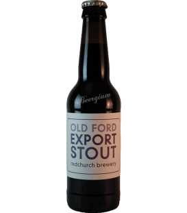 Redchurch Old Ford Export Stout 33cl