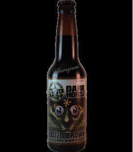 Dark Horse Boffo Brown Ale 35cl