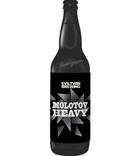 Evil Twin Molotov Cocktail Heavy 65cl