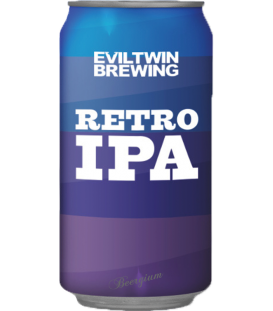 Evil Twin Retro IPA (CANS) 35cl