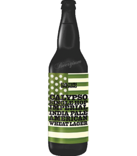 Evil Twin Calypso Single Hop Imperial India Pale American Wheat Lager 65cl