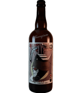 Jolly Pumpkin / Evil Twin / Leelanau Brewing Innovator Man 75cl