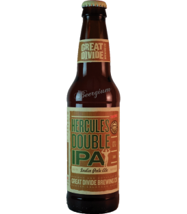 Great Divide Hercules Double IPA 35cl