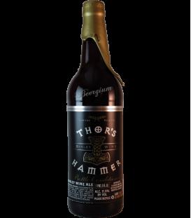 Central City Thor's Hammer Barley Wine - Bourbon Barrel Aged 65cl