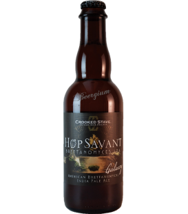 Crooked Stave Hop Savant (Galaxy) 37cl