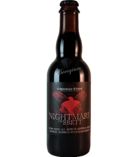 Crooked Stave Nightmare on Brett (Raspberry) 37cl