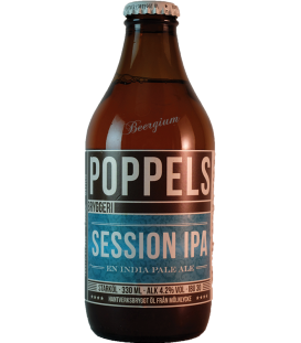 Poppels Session IPA 33cl