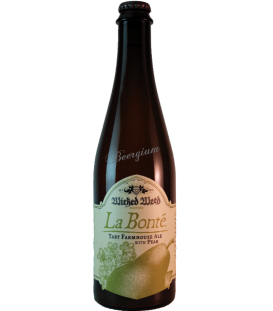 Wicked Weed La Bonté - Pear 50cl