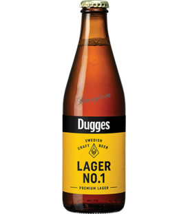 Dugges Lager No.1 33cl BBF 17-06-2016