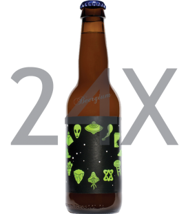 Omnipollo Zodiak IPA 33cl Volume Pack 24x