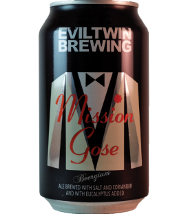 Evil Twin Mission Gose CANS 35cl