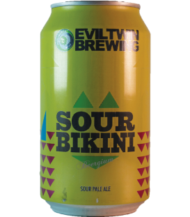 Evil Twin / Intangible Ales Sour Bikini CANS 35cl