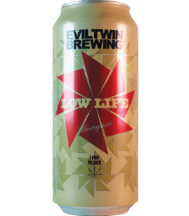 Evil Twin Low Life CANS 47cl