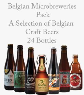 Pack Beergium - Belgian Microbreweries