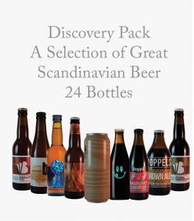 Beergium Scandinavian Pack