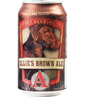 Avery Ellies Brown Ale CANS 35cl