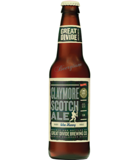 Great Divide Claymore Scotch Ale 35cl