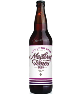 Modern Times City of the Dead 65cl