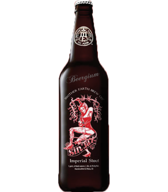 Mother Earth Sin-Tax (Sintax) Imperial Stout 65cl