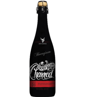 Arrogant Double Bastard Ale Southern Charred 2014 50cl