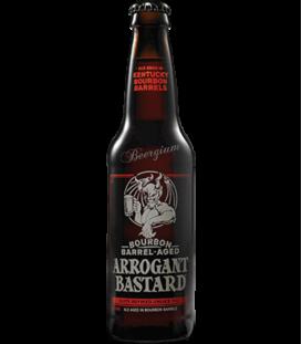 Stone Arrogant Bastard Ale - Bourbon Barrel 35cl