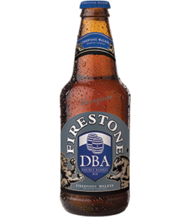 Firestone Walker Double Barrel Ale (DBA) 35cl