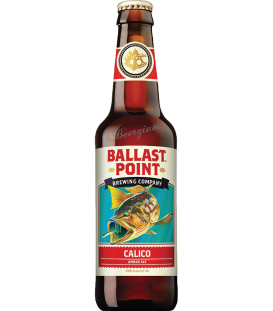 Ballast Point Calico Amber Ale 35cl