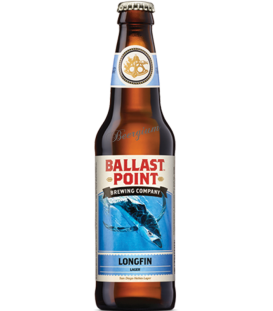 Ballast Point Longfin Lager 35cl