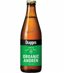 Dugges Organic Andrén 33cl BBF 25-05-2016