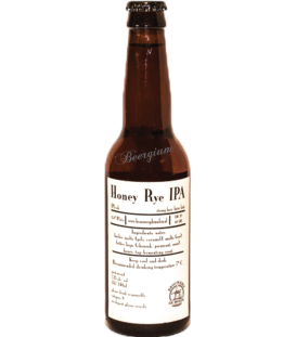 De Molen Honey & Rye IPA 33cl