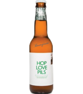 To Øl Hop Love Pils (Not Gluten Free) 33cl