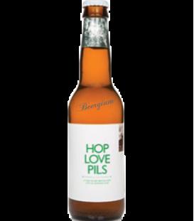 To Øl Hop Love Pils (Not Gluten Free) 33cl
