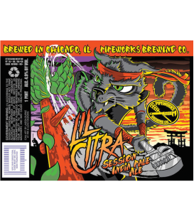 Pipeworks Lil Citra CANS 47cl