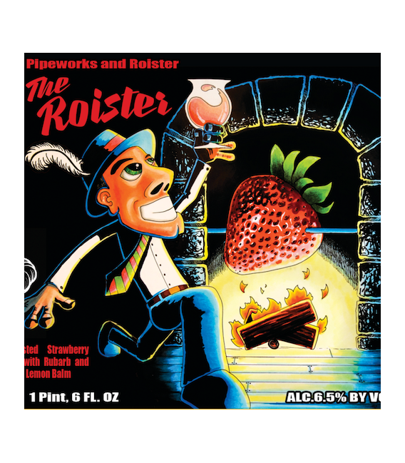 Pipeworks The Roister 65cl