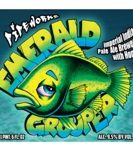 Pipeworks Emerald Grouper 65cl