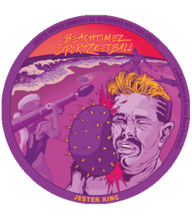Jester King / Green Bench Beachtimez Sportzketball 75cl
