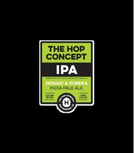 The Hop Concept Mosaic & Eureka IPA 65cl