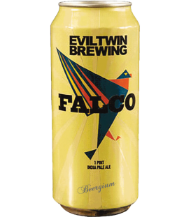 Evil Twin Falco IPA CANS 47cl