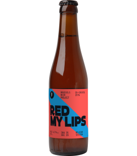 Brussels Beer Project Red My Lips 33cl