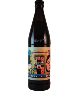Prairie / TRVE Prairie & Friends TRVE Edition Sour Red Farmhouse Ale 50cl
