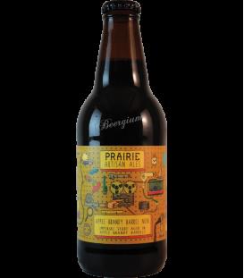 Prairie Apple Brandy Barrel Noir 35cl