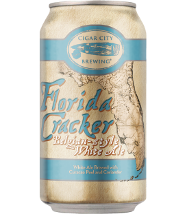 Cigar City Florida Cracker White Ale CANS 35cl