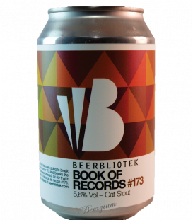 Beerbliotek Book Of Records CANS 33cl