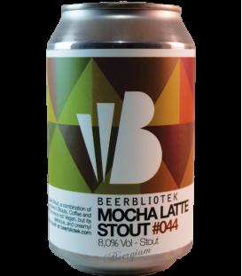 Beerbliotek Mocha Latte Stout CANS 33cl